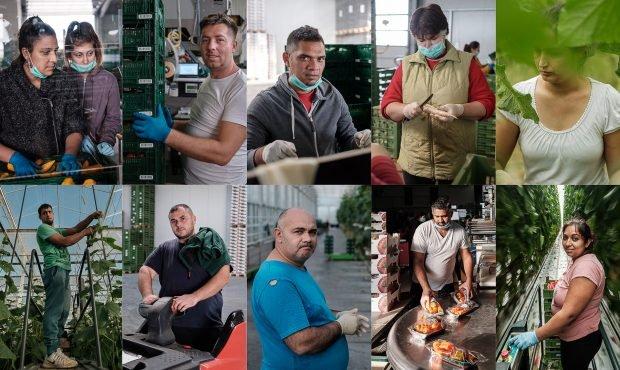 """Portrete de muncitori sezonieri în Germania: """"Bani se fac, dar te omoară distanța de copil"""" (I)"""