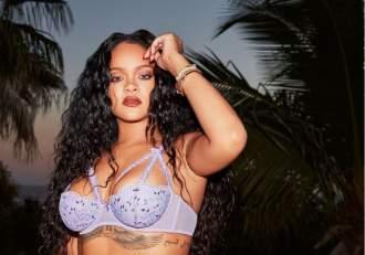 Rihanna a renunțat la sutien și a lăsat totul la vedere! Imaginea de infarct cu artista / FOTO