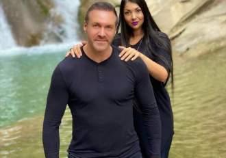 """După divorț, viața lui Alin Oprea s-a schimbat total datorită noii iubite, Medana: """"Este îngerul meu păzitor și invers"""""""