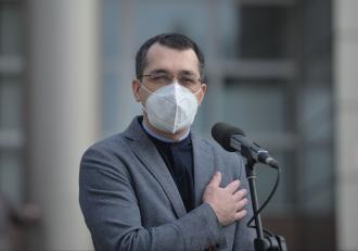 """Schimbări majore în spitalele românești. Vlad Voiculescu: """"Pandemia nu a făcut ca toate celelalte probleme de sănătate să dispară"""""""