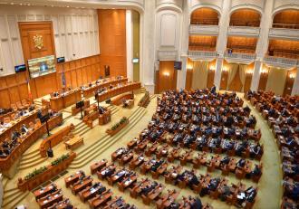 Eliminarea pensiilor speciale pentru parlamentari, decisă miercuri în plenul reunit al Parlamentului