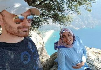 Bărbat acuzat că și-a împins soția gravidă de pe o stâncă, pentru a lua banii de asigurare, în Turcia
