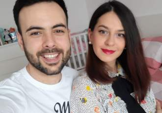 """Mariana de la MPFM împlinește astăzi 30 de ani. Cum a surprins-o soțul său. """"Înflorești precum un boboc de trandafir"""""""