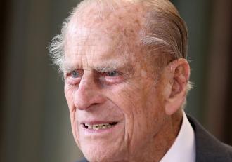 """Palatul Buckingham anunţă că Prinţul Philip, în vârstă de 99 de ani şi internat de 7 zile în spital, are """"o infecţie"""", dar răspunde la tratament"""