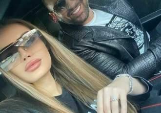 Alex Bodi, surpriză romantică pentru Daria Radionova, de Dragobete! Cum a surprins-o afaceristul pe rusoiacă / FOTO