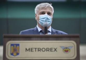 Directorul Metrorex, Gabriel Mocanu, a demisionat din funcţie