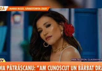 """Claudia Pătrășcanu, în tandrețuri cu un tânăr, în plin scandal cu Gabi Bădălău. """"Nu mi-a fost ușor să mă las îmbrățișată"""""""