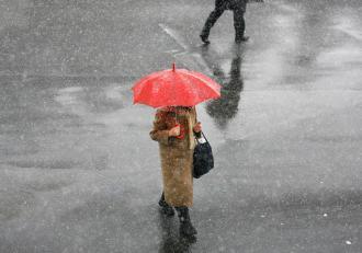 Vremea 28 februarie 2021. Continuă procesul de răcire, ANM anunță lapoviță și ninsoare în Moldova, Maramureș și Transilvania