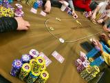 Amenzi de 70.000 de lei pentru 15 persoane care s-au adunat să joace poker în București