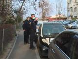 Supărat că nu-l lasă soția să intre în casă, un bărbat din Galați s-a sinucis în fața ușii