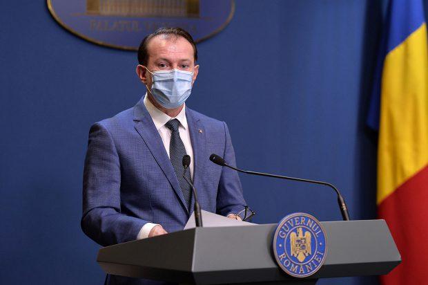 """Guvernul a aprobat legea bugetului pe 2021. Premierul Cîțu: """"Merge în Parlament pentru dezbatere"""""""