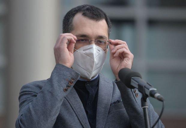 """Vlad Voiculescu, despre bugetul Ministerului Sănătăţii: """"Nu este suficient"""""""