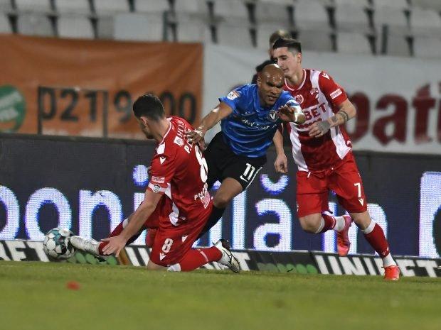 Liga 1, etapa a 25-a. Dinamo, umilință maximă. Când joacă Craiova, FCSB și CFR Cluj