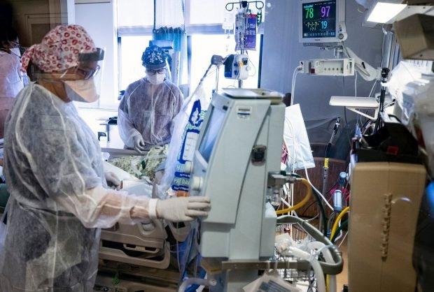 Crește numărul de infectări și cel al pacienților de la ATI: aproape 4.000 de noi cazuri COVID și 81 de decese în ultimele 24 de ore