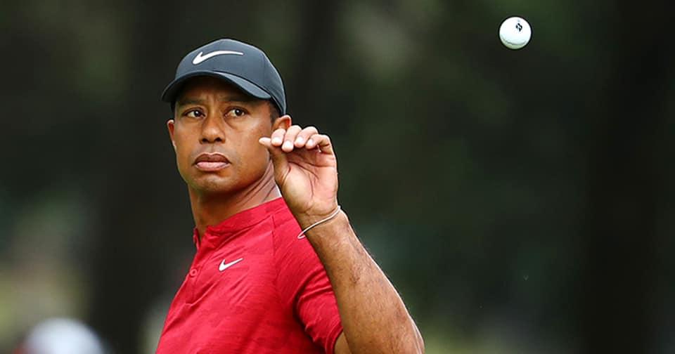 Tiger Woods, grav accident de mașină. A fost scos de echipa de descarcerare