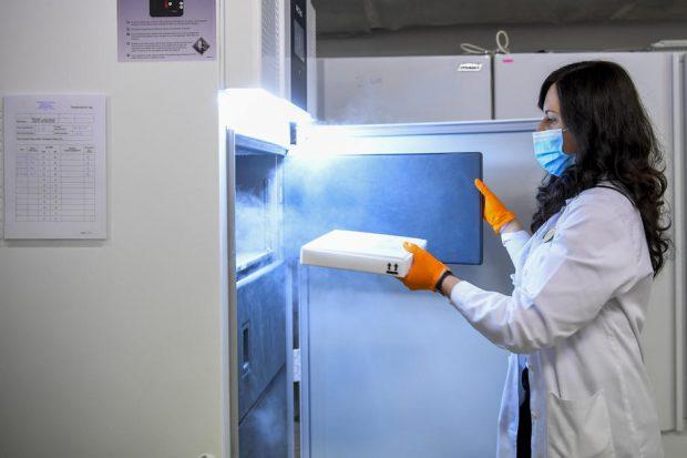 Pfizer a actualizat datele de păstrare a vaccinului său anti-COVID. Cât timp poate fi ținut serul la temperaturi mai ridicate