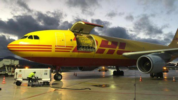 Un avion de marfă a revenit de urgență pe aeroportul din Leipzig, după ce o ușă s-a deschis în timpul zborului