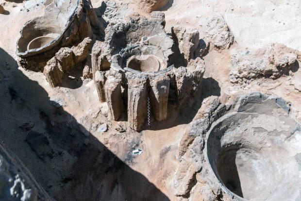 Fabrică de bere veche de 5000 de ani cu o capacitate de zeci de mii de litri, descoperită în Egipt