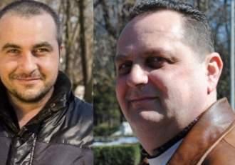 Ei sunt cei doi muncitori uciși de criminalul din Onești. Unul dintre ei era orfan de mamă de la 3 ani
