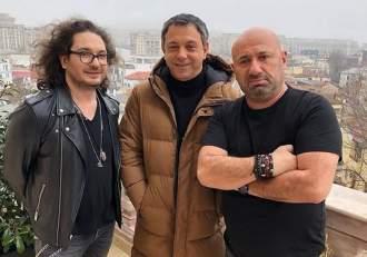 Chef Sorin Bontea împlinește astăzi 51 de ani. În ce mod inedit i-au făcut urări Florin Dumitrescu și Cătălin Scărlătescu! / FOTO
