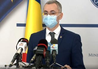 Ministrul Justiţiei, Stelian Ion, primele declaraţii după decizia de clasare a dosarului protestelor din 10 august