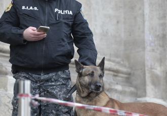Un jandarm, găsit împuşcat în cap la Centrala Nucleară din Cernavodă. Bărbatul va fi adus în Bucureşti