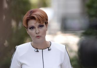 """Lia Olguța Vasilescu anunță o anchetă la spitalul de la Craiova: """"Clădirea era reabilitată. Verificăm de ce pacienta avea o bricheta asupra ei"""""""