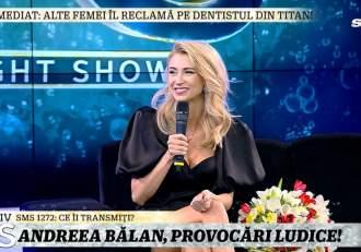 """În ce relații este Andreea Bălan cu tatăl ei, Săndel Bălan. Cei doi au îngropat definitiv securea războiului: """"Nu avem nimic de împărțit"""" / VIDEO"""