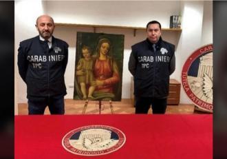 Român implicat în furtul unei icoane de 10.000 de euro, în Italia