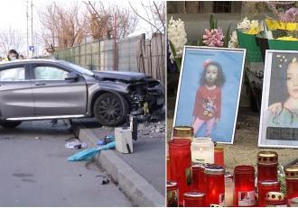 Şoferiţa care lovit mortal două fete, în cartierul Andronache, plasată în arest la domiciliu