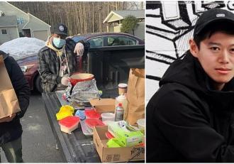 Proprietarul unui restaurant din Baltimore a condus șase ore pentru a găti unui client cu cancer pulmonar felul de mâncare preferat