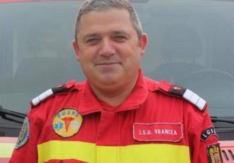 """Liviu, un pompier aflat în timpul liber, erou pentru un om care suferise o criză de epilepsie pe stradă: """"Felicitări, încă un om trăiește datorită ție"""""""