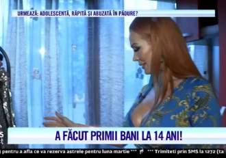 """Acces Direct. Nico Delinescu, dressing uriaș, cu sute de rochii mulate: """"De la 14 ani mi-am câștigat primii bani"""" / VIDEO"""