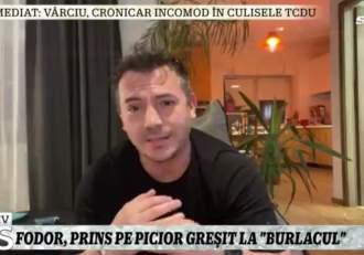"""Răzvan Fodor, probleme grave din cauza astmului! Prezentatorul de la Burlacul a crezut că va muri: """"Simțeam că gata"""" / VIDEO"""