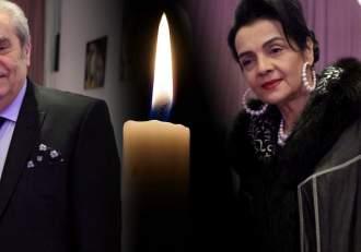Prima reacție a lui Aurel Pădureanu, după ce Cornelia Catanga s-a stins din viață