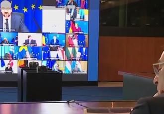 Vaccinarea, tema principală la summitul european. Discuţiile au fost tensionate, în condiţiile în care livrările de vaccin sunt sub aşteptări