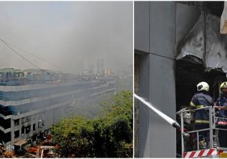 Cel puțin șase persoane au murit într-un incendiu care a cuprins un spital privat unde erau trataţi pacienții cu Covid, în Mumbai