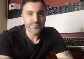 Manuel Riva are mare succes peste Ocean. DJ-ul român a produs o piesă pentru celebra Lindsay Lohan, lansată exclusiv ca NFT