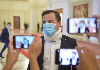 Fostul ministru al Dezvoltării Ion Ștefan, la spital după ce a fost lovit de o macara