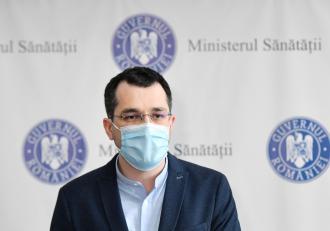 Ministrul Sănătăţii anunţă un nou caz de infectare cu tulpina sud-africană: Al treilea din ţara noastră