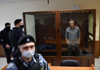 """Aleksei Navalnîi, în greva foamei. Opozantul politic rus denunţă """"acte de tortură"""" şi lipsa de îngrijiri medicale"""