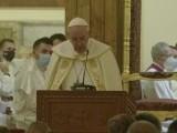 Papa Francisc își continuă vizita istorică în Irak, cu o slujbă într-o biserică devastată de ISIS