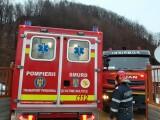 Incendiu la Spitalul de Psihiatrie din orașul Cavnic. 71 de pacienți au fost evacuați