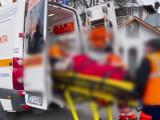 Un bărbat de 74 de ani s-a răsturnat cu scuterul într-o curbă periculoasă. Ce au văzut martorii chiar înainte de accident