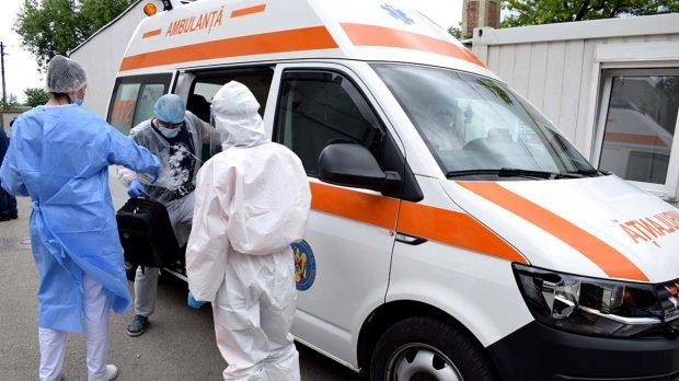 Coronavirus în România, 26 martie. Aproape 920.000 de infectări și peste 22.000 de decese