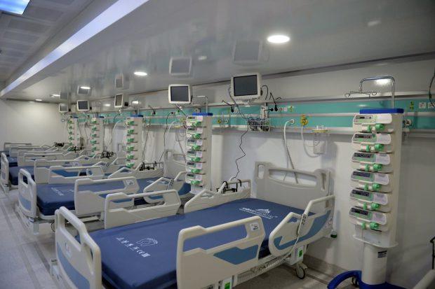 Secţia ATI de la Spitalul Witting a fost deschisă, după ce un medic a semnalat că stă nefolosită din ianuarie