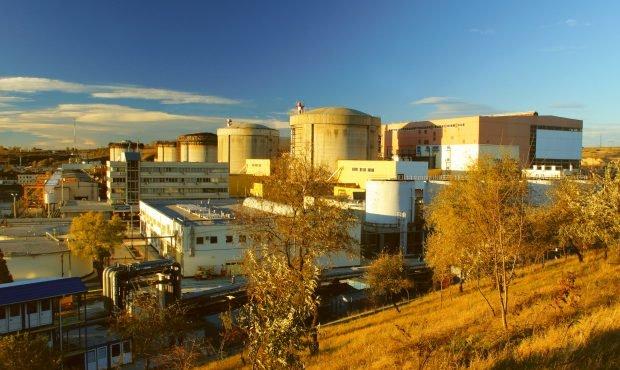 Un jandarm care asigura paza la centrala nucleară de la Cernavodă s-a împușcat în cap cu arma din dotare