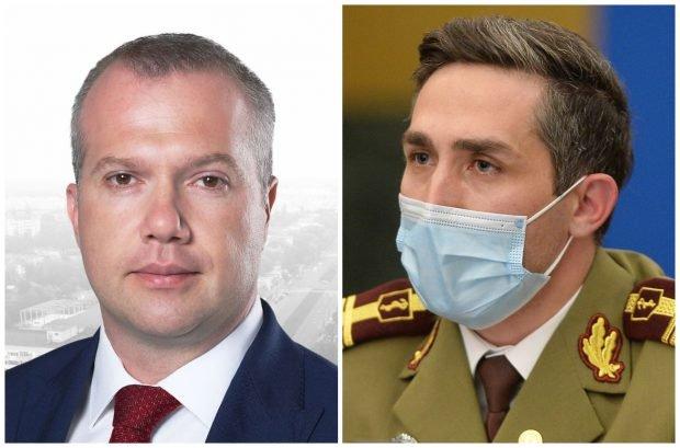 """Primarul Galațiului acuză politizarea distribuirii dozelor de vaccin. Valeriu Gheorghiță neagă: """"Criteriile de alocare au fost întotdeauna cele medicale"""""""
