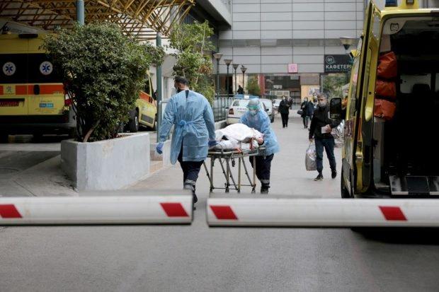 Grecia obligă medicii privați să ajute spitalele publice copleșite de bolnavii COVID, după ce un apel pentru voluntari nu a avut ecou