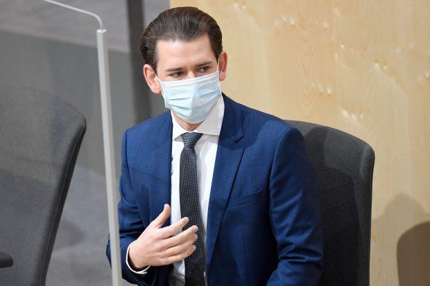 Austria va comanda 1 milion de doze de vaccin rusesc Sputnik, anunță cancelarul Sebastian Kurz